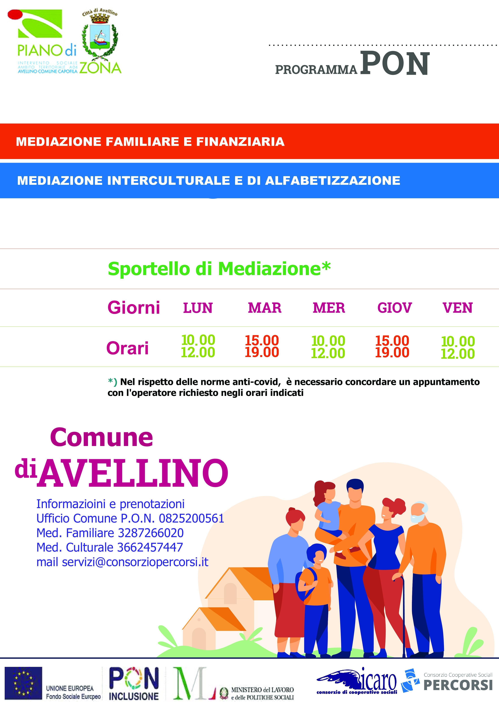 Al via lo Sportello di Mediazione presso il Comune di Avellino